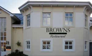 Brown's on the Green Restaurant
